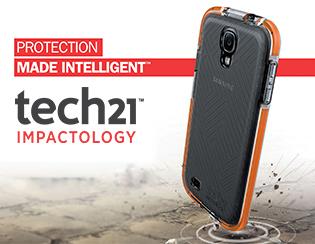 Tech 21 intelligent støtbeskyttelse