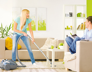 Tips for measuring vacuum cleaner accessories